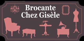 BROCANTE CHEZ GISELE